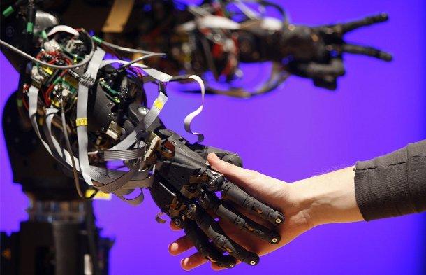 1710 Россияне хотят создать для роботов искусственные мышцы