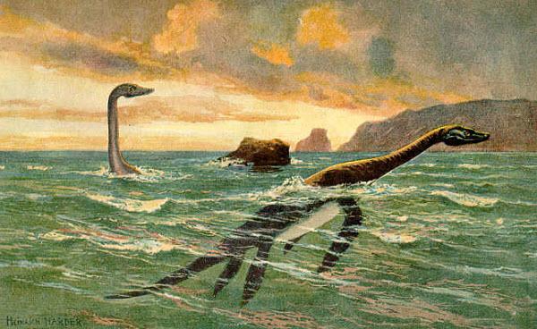 173 Плезиозавры были живородящими