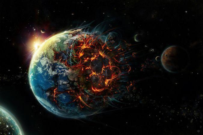 В NASA рассказали, каким будет конец света
