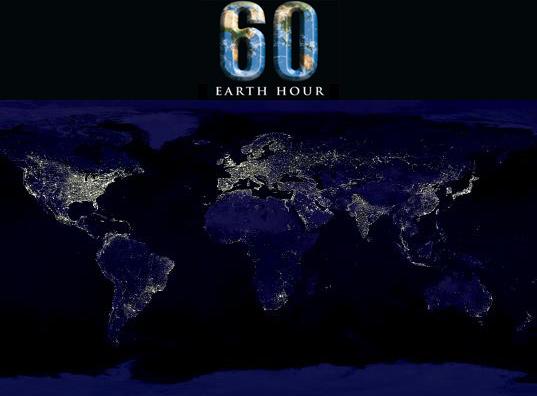 189 Час Земли: вечером 31 марта выключаем свет вместе со всей планетой