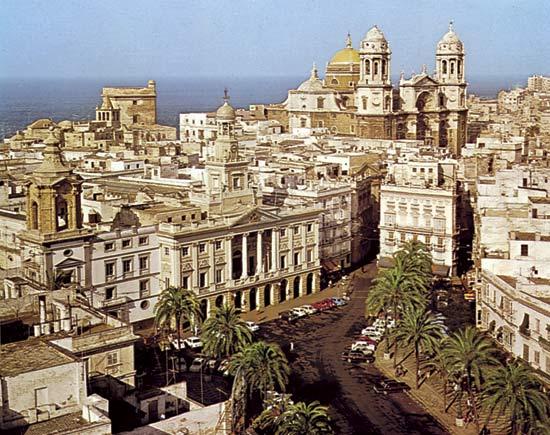 В Испании откопали египетские сокровища