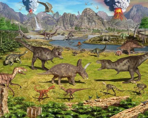 194 Почему динозавры были большими?