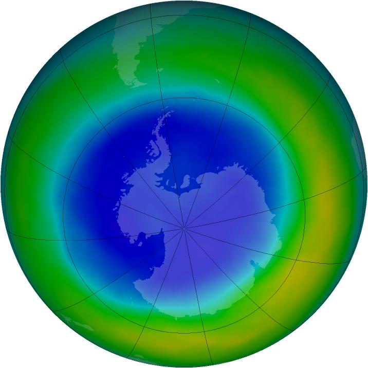 1_1379322864_full Ученые: брешь в озоновом слое Земли затягивается