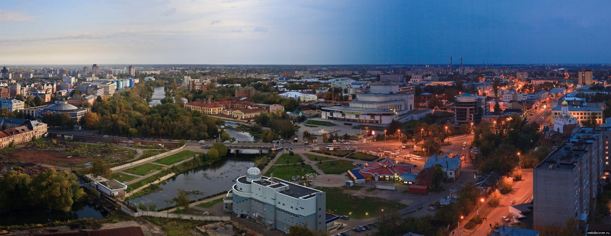 20130603114336 Американские ученые прогнозируют вымирание российского города Иваново к 2100 году