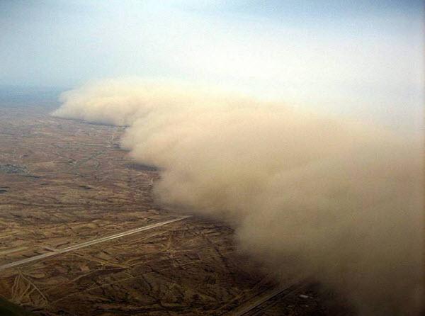 213 Железная пыль охладила земную атмосферу в позднем плейстоцене