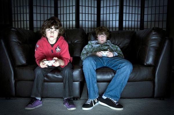 219 Ученые изучают влияние видеоигр на мозг