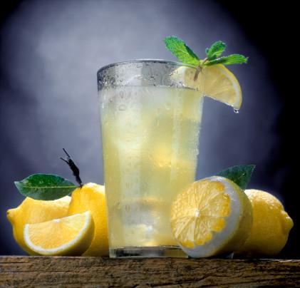 220 Лимонный сок - против камней в почках