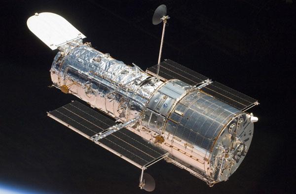 2210 «Хаббл» сможет повысить точность измерений