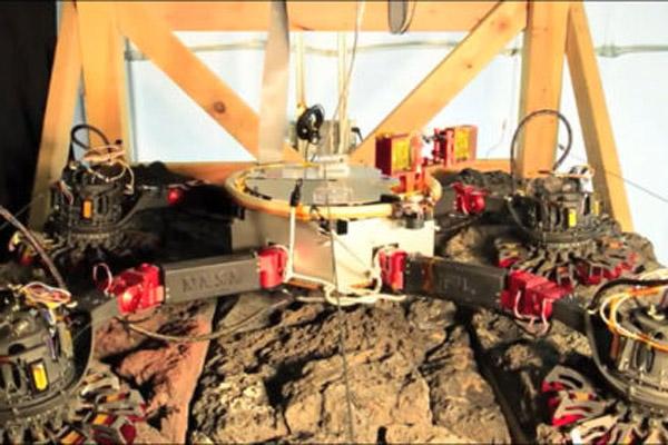 246 В США создали робота-скалолаза