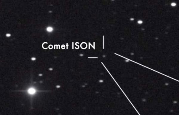 249 Комета ISON не перенесла пролета мимо Солнца