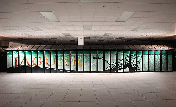 25 Американцы запустят суперкомпьютер Titan в 2012 году