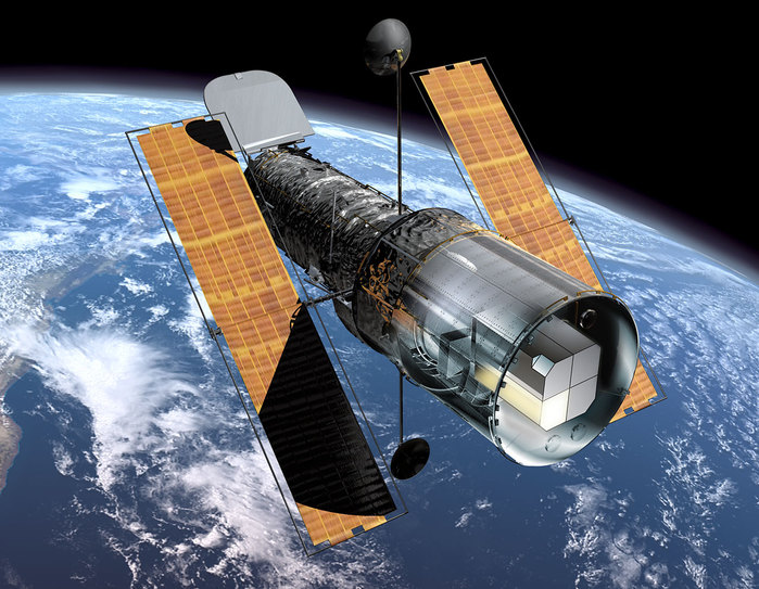 26120869_heic0112a1 Телескоп Хаббл обнаружил на пяти экзопланетах воду
