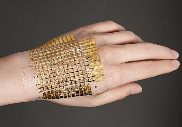 264 Представлен сверхтонкий бионический сенсорный лист