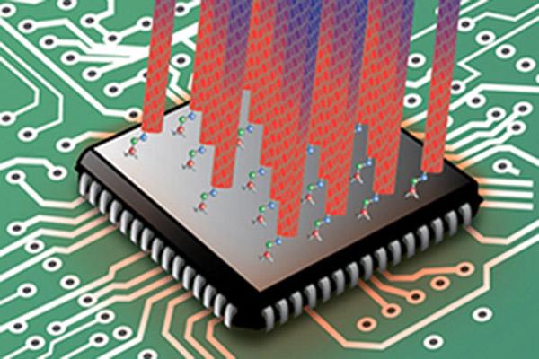 265 Ученые научились создавать на чипах радиаторы из нанотрубок