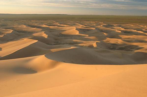 271 Найти воду в пустынях на Земле поможет марсианский радар