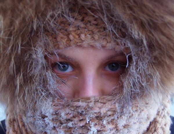В боли от холода виновен ген