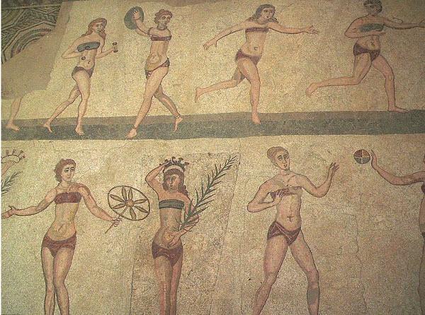 331 Ученые узнали несколько новых фактов о римском костюме