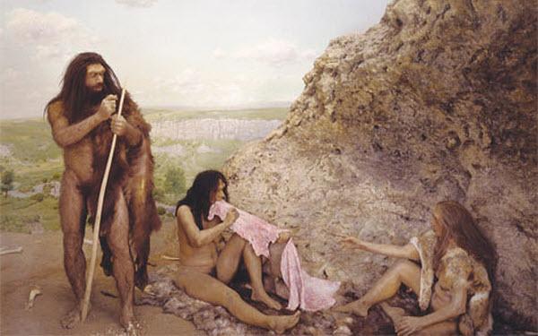 362 Неандертальцы не вымерли, а ассимилировались