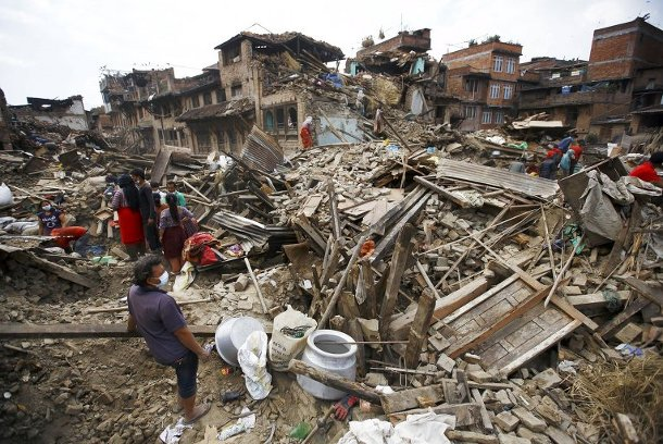 366940169 Землетрясение в Непале может стать началом череды глобальных катастроф