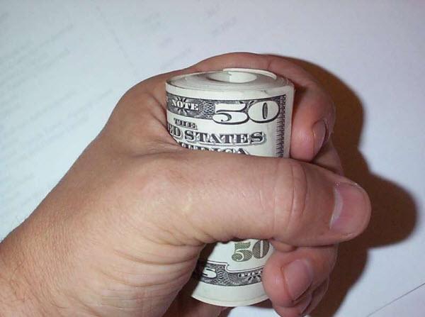 39 Симпатия к собеседнику меньше, если мы думаем о деньгах