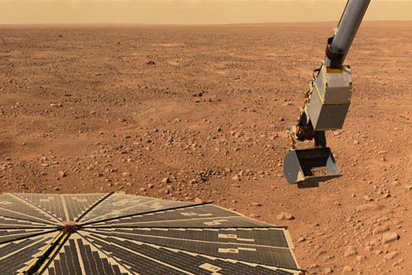 391 Ученым придется пересмотреть марсианские хроники