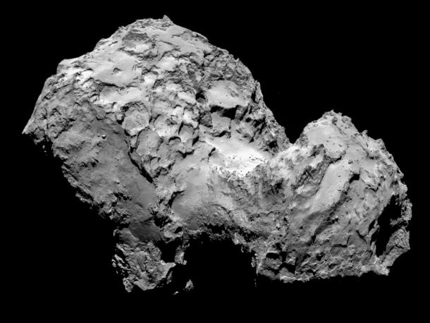3avgusta2014_67p На комете кометы Чурюмова-Герасименко обнаружен кислород
