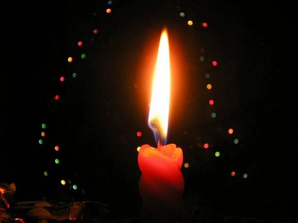 401 Пламя свечи преподнесло сюрприз: алмазы