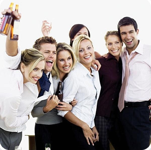 42 Дружите с коллегами по работе – и живите дольше!