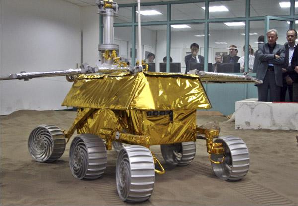 420 «Чанъэ-3» вышел на окололунную орбиту