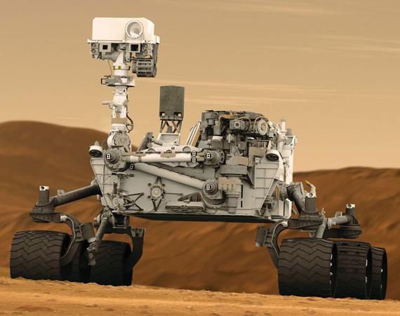 432 На Марсе найдены следы древнего пресноводного озера