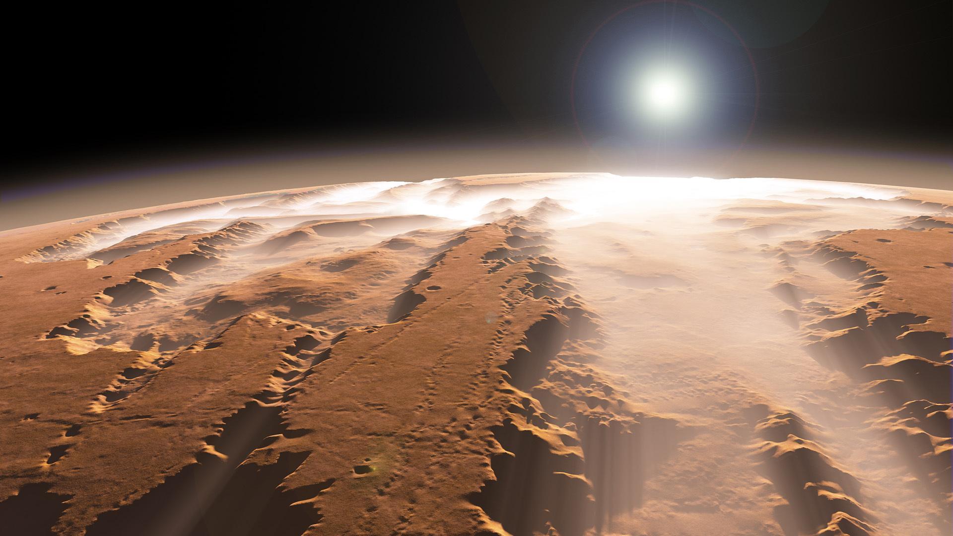 434 В Испании построен «имитатор Марса»