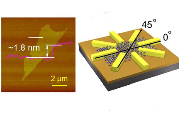51 Создан первый транзистор на фосфорене