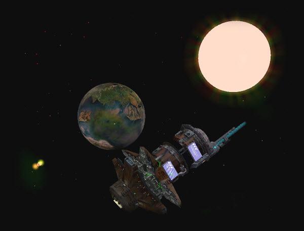 513 Космический радиомаяк приведет инопланетян к Земле