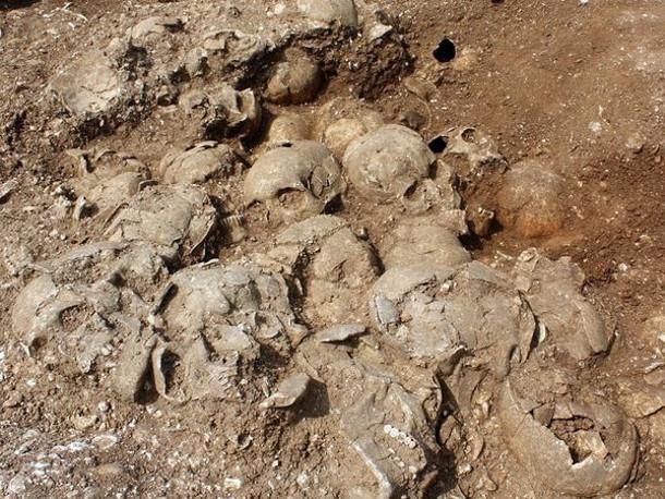 514108_main В Китае раскопали древнее захоронение жертв неизвестной болезни