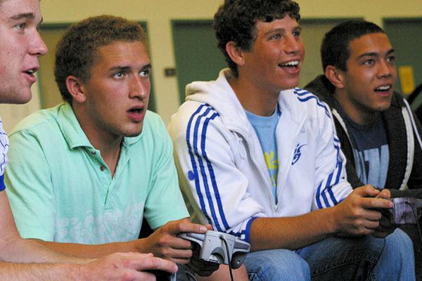 54 Соревновательный видеоигры заподозрили в провокации жестокости