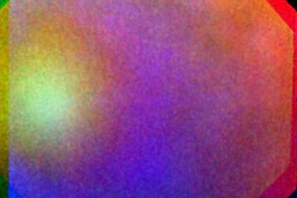 540 Впервые получено изображение внеземной радуги