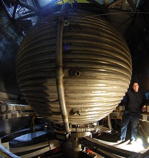 572 Две сферы расскажут о магнитном поле Земли