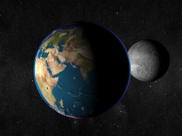 58 Исследователи ищут планеты с Лунами