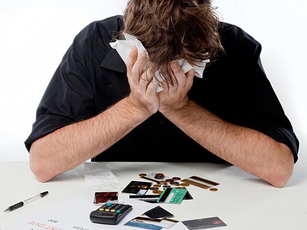 608788 Финансовые проблемы могут вызвать физическую боль