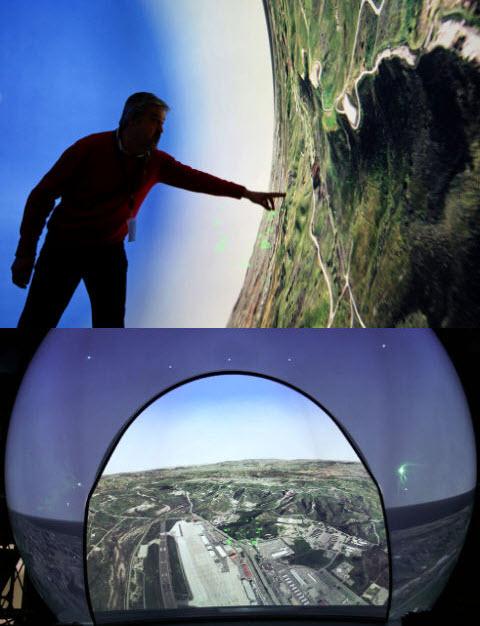 612 Пилотам  предложили новый реалистичный симулятор