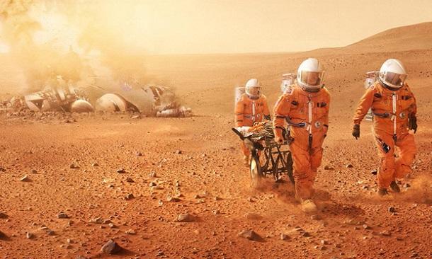6218 Ученые ставят под сомнение возможность колонизации Марса