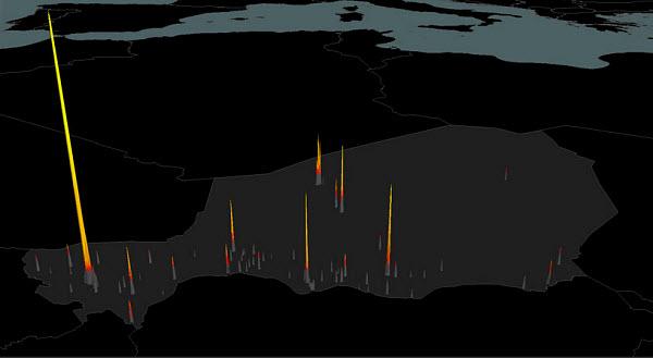 641 Спутники помогут проследить за очагами распространения инфекционных заболеваний