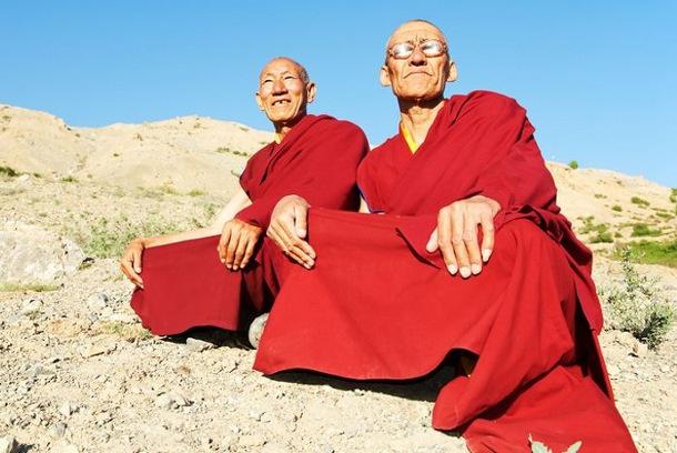 Жители Тибета обладают сверхспособностями