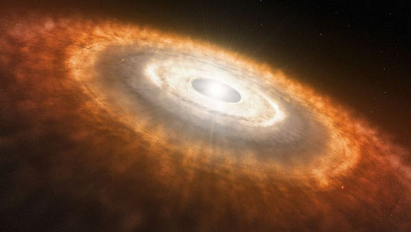 661 Вода, кометы и планеты…