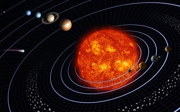 67 Магнитное поле на границе Солнечной системы «пенится»