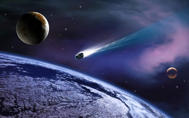 В Австралии случайно нашли самые крупные на Земле метеоритные кратеры