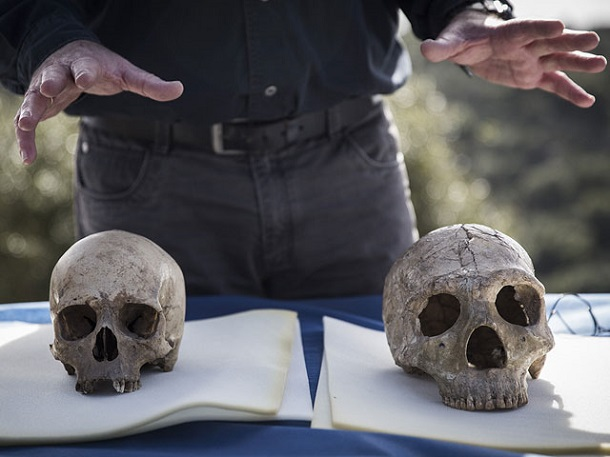 721935_20150129104715 В Израиле палеонтологи нашли следы контактов неандертальцев и людей