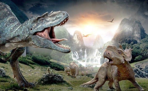 7454430 Динозавры начали вымирать до падения астероида