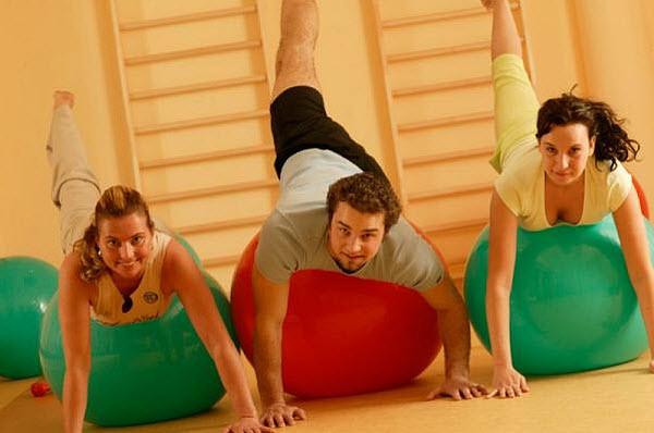76 Физические нагрузки спасают от мигрени