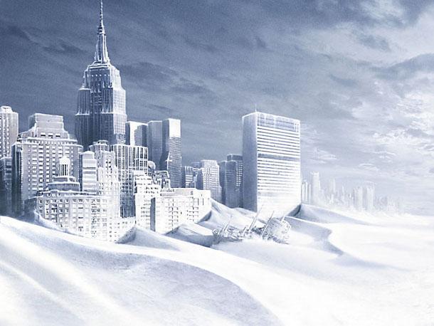 781 В 2030 году на Земле наступит ледниковый период